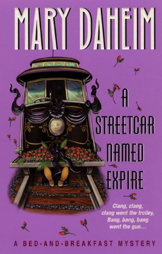 9780380800803: A Streetcar Named Expire (Bed-and-Breakfast Mysteries)