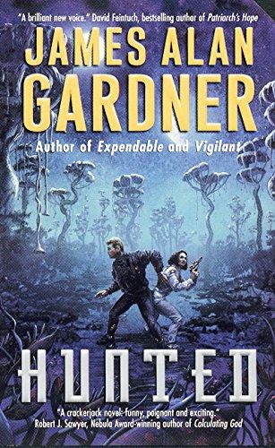 Hunted (League of Peoples, Bk. 4): Gardner, James Alan