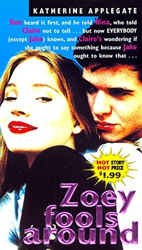 9780380802111: Zoey Fools Around (Making Out, Book 1)