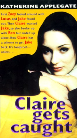 9780380802159: Claire Gets Caught (Making out)