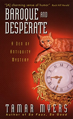 9780380802258: Baroque and Desperate (A Den of Antiquity Mystery)