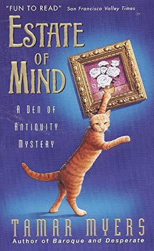 Estate of Mind (Den of Antiquity): Myers, Tamar