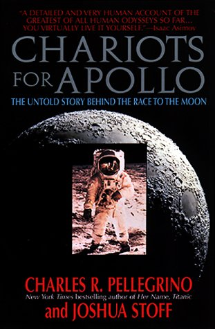 9780380802616: Chariots for Apollo:: The Untold Story Behind the Race to the Moon