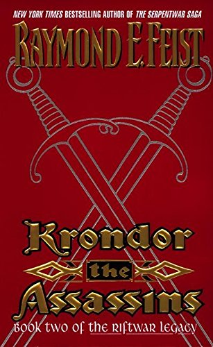 9780380803231: Krondor the Assassins (The Riftwar Legacy, Book 2)