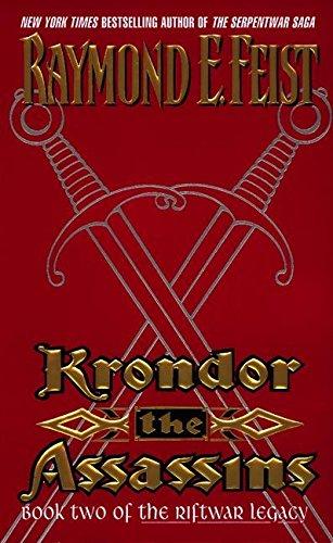 9780380803231: Krondor the Assassins (The Riftwar Legacy, Book 2)