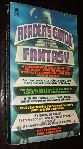 A Reader's Guide to Fantasy: Franklin, Michael; Searles, Baird; Meacham, Beth