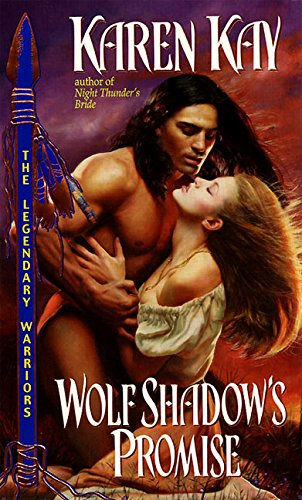 9780380803408: Wolf Shadow's Promise (The Legendary Warriors)