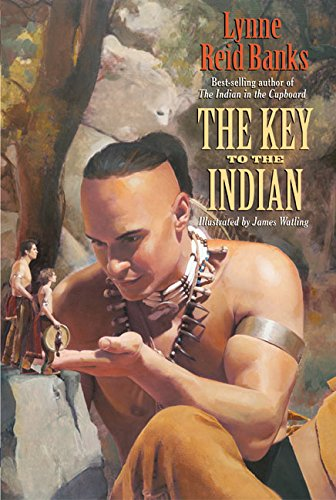 9780380803736: The Key to the Indian (Indian in the Cupboard)