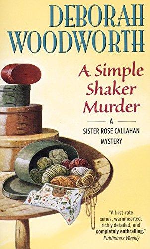 9780380804252: A Simple Shaker Murder (Sister Rose Callahan Mystery)