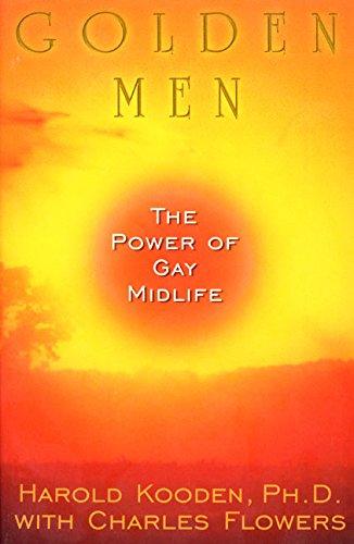 9780380804436: Golden Men: The Power of Gay Midlife