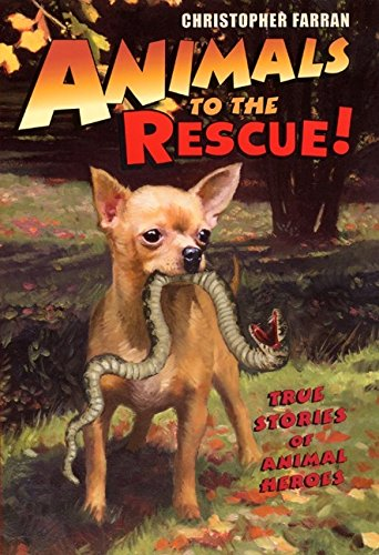 9780380804641: Animals to the Rescue!: True Stories of Animal Heroes