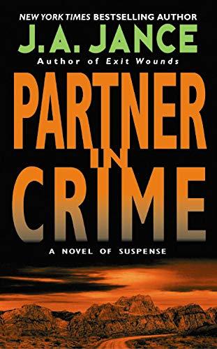 9780380804702: Partner in Crime (Joanna Brady Mysteries, Book 10)