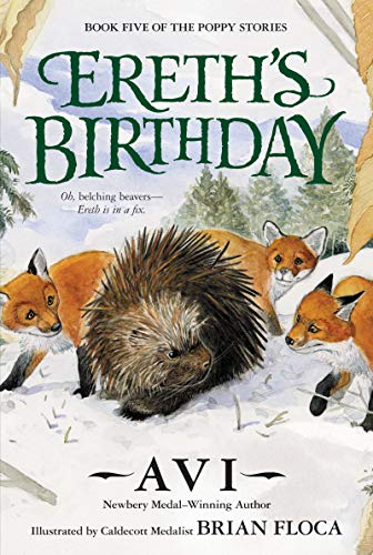 9780380804900: Ereth's Birthday (Tales from Dimwood Forest)
