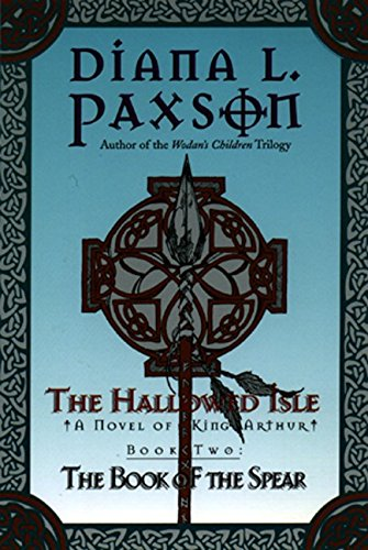 9780380805464: The Hallowed Isle Book Two:: The Book of the Spear (Hallowed Isle, Bk 2)