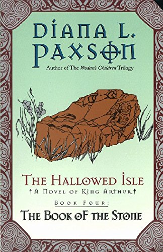 9780380805488: The Hallowed Isle Book Four: The Book of the Stone