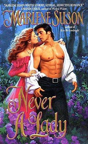 9780380805679: Never a Lady (Avon Romance)
