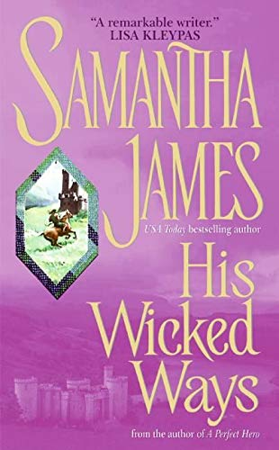His Wicked Ways: James, Samantha