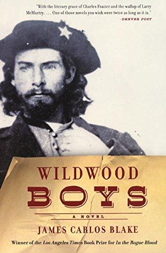Wildwood Boys (Paperback): James Carlos Blake