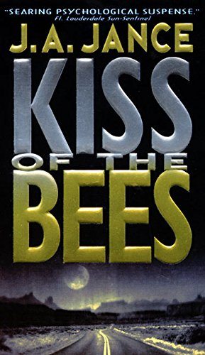 9780380805990: Kiss of the Bees: A Novel of Suspense