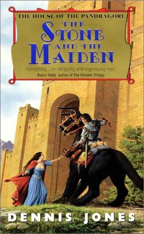 9780380806171: The Stone and the Maiden (House of the Pandragore, Book 1)