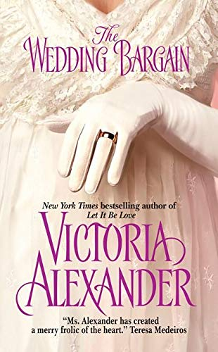 The Wedding Bargain (0380806290) by Victoria Alexander