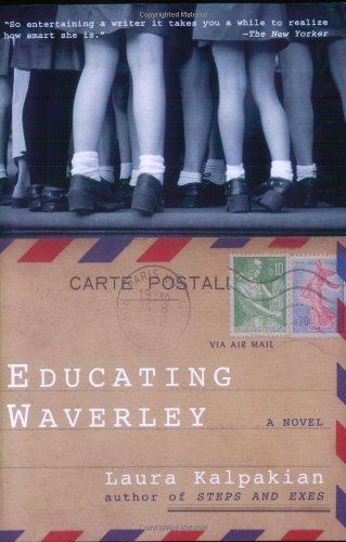 9780380806607: Educating Waverley