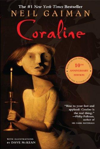 9780380807345: Coraline 10th Anniversary Edition