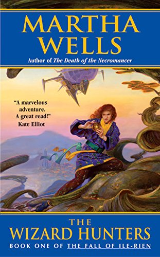 9780380807987: The Wizard Hunters (The Fall of Ile-Rien, Book 1)