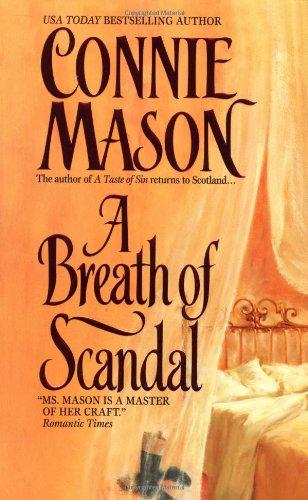 9780380808021: A Breath of Scandal