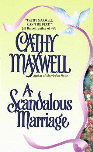 9780380808328: A Scandalous Marriage