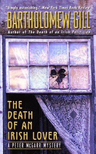 9780380808632: The Death of an Irish Lover: A Peter McGarr Mystery (Peter McGarr Mysteries)
