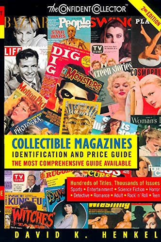 9780380808762: Collectible Magazines: Identification & Price Guide, 2nd Edition