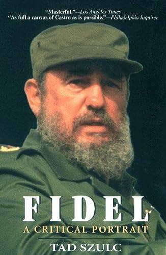 9780380808885: Fidel: a Critical Portrait