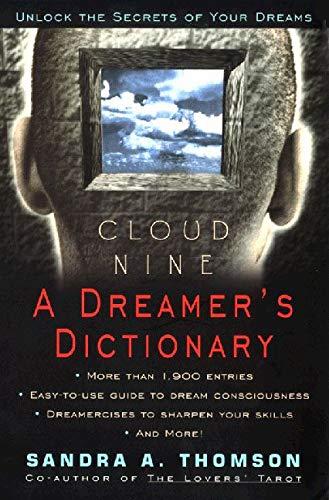 9780380808892: Cloud Nine: A Dreamer's Dictionary