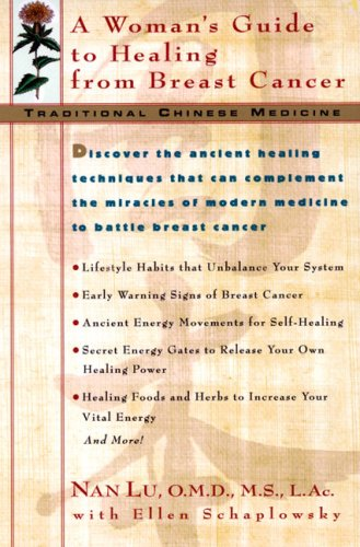9780380809028: Traditional Chinese Medicine: A Woman's Guide to Healing from Breast Cancer