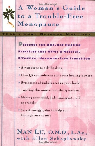 9780380809042: TCM: A Woman's Guide to a Trouble-Free Menopause