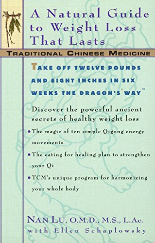 9780380809059: TCM: A Natural Guide to Weight Loss That Lasts (Traditional Chinese Medicine)
