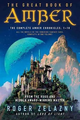 9780380809066: The Great Book of Amber : the Complete Amber Chronicles Vol. 1-10: The Complete Amber Chronicles, 1-10 (Chronicles of Amber)