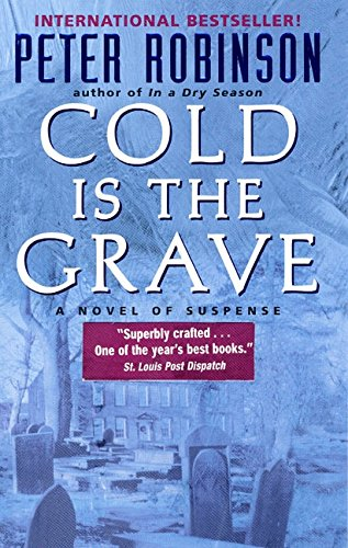 9780380809356: Cold Is the Grave: A Novel of Suspense