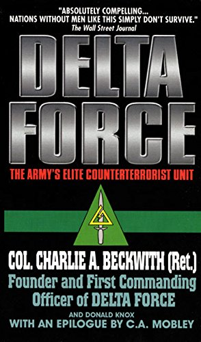 9780380809394: Delta Force: The Army's Elite Counterterrorist Unit