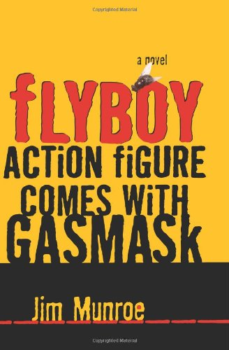 9780380810437: Flyboy Action Figure Comes with Gasmask