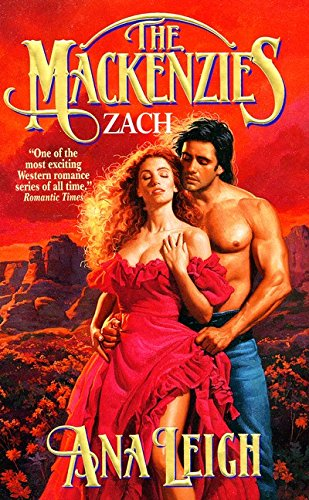 9780380811038: The Mackenzies: Zach (Mackenzies, #8)