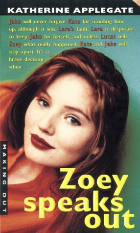 9780380811205: Zoey Speaks Out (Making Out #18)