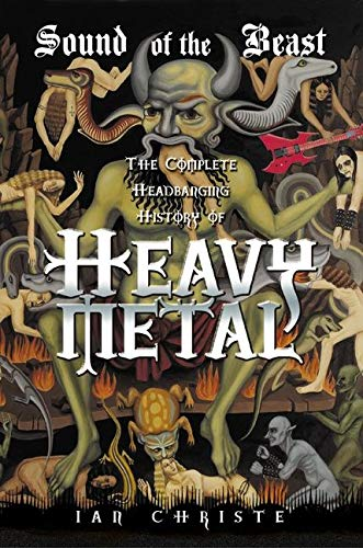 9780380811274: Sound of the Beast: The Complete Headbanging History of Heavy Metal