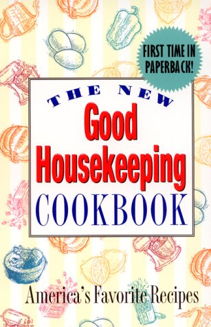 9780380811670: The New Good Housekeeping Cookbook