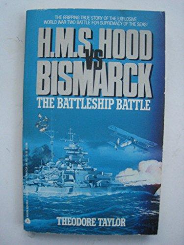 9780380811748: H.M.S. Hood Vs. Bismarck: The Battleship Battle