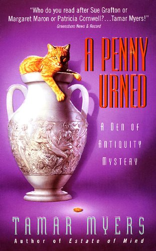 A Penny Urned (A Den of Antiquity Mystery)
