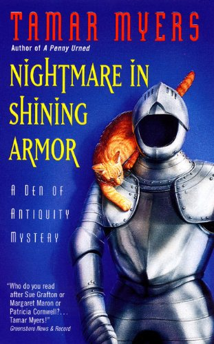 Nightmare in Shining Armor (Den of Antiquity) (9780380811915) by Myers, Tamar