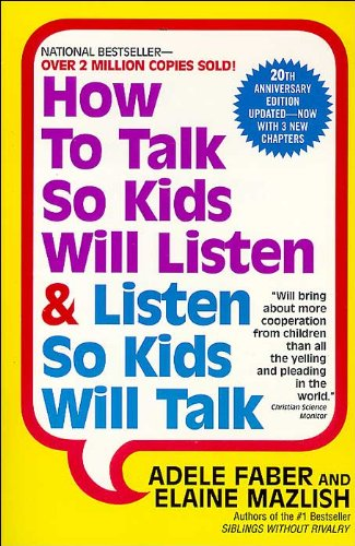 9780380811960: How to Talk So Kids Listen
