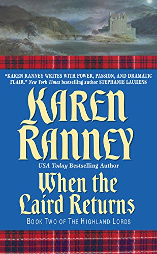 9780380813018: When the Laird Returns: Book Two of The Highland Lords